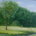"The Country Club 11th 4"" x 6"""